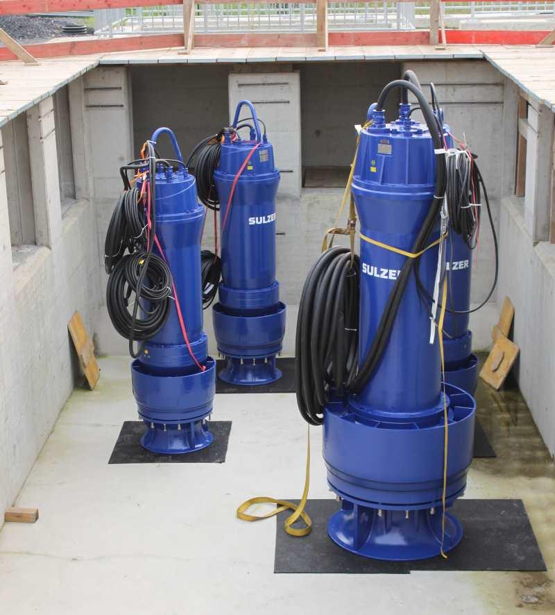 Sulzer liefert Pumpen für großes Wasserbauprojekt   Delta p ...